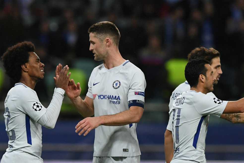 Champions League: Chelsea goleó y clasificó a octavos
