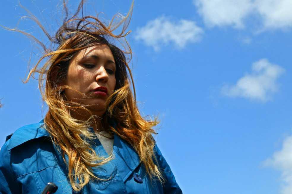 Esposa de tripulante de submarino argentino, agredida por decir que no hay supervivientes