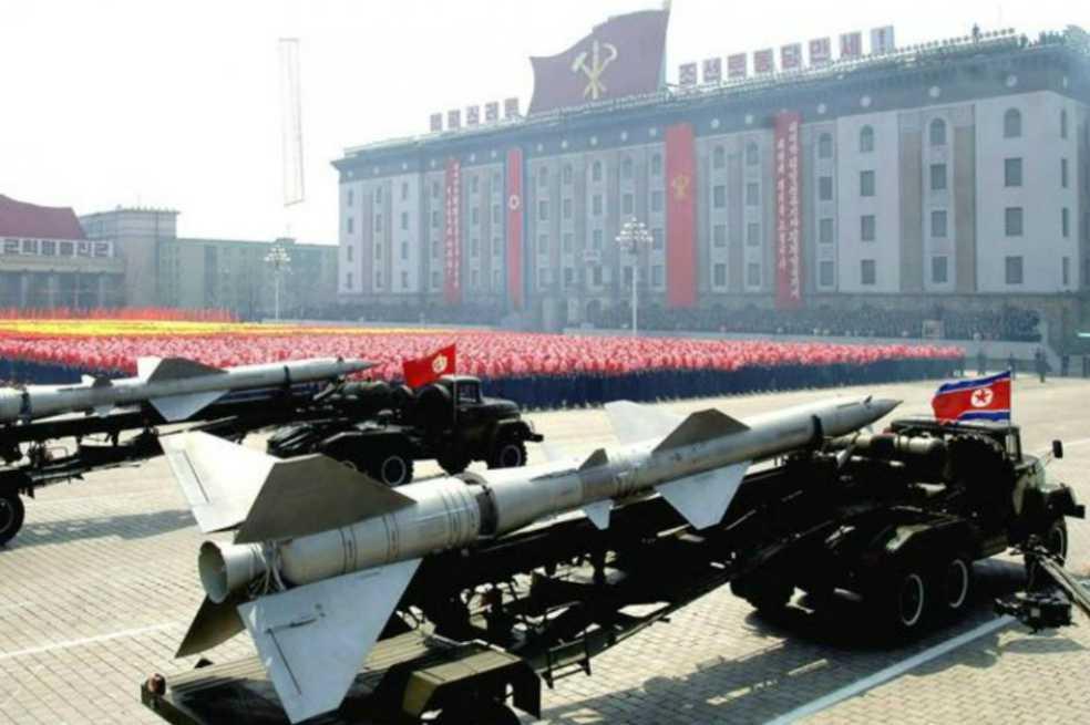 EE.UU. habría detectado un lanzamiento de misil desde Corea del Norte