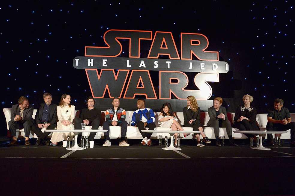 El poder de las mujeres en «Star Wars: Los últimos Jedi»
