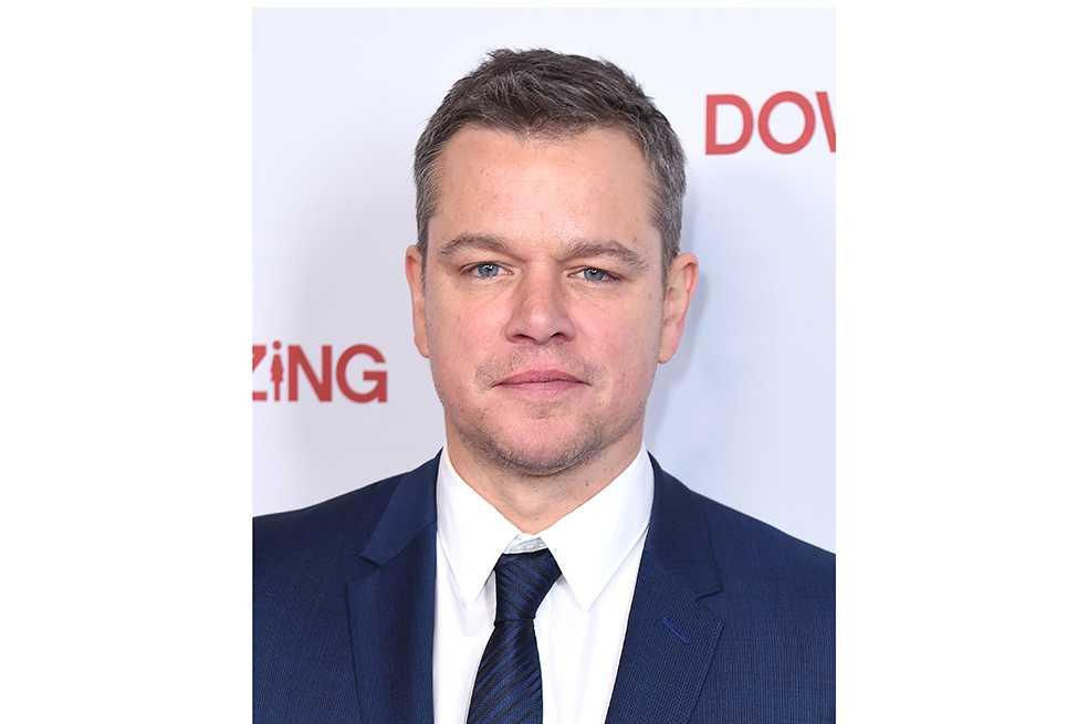 Matt Damon es criticado por sus comentarios sobre el acoso sexual