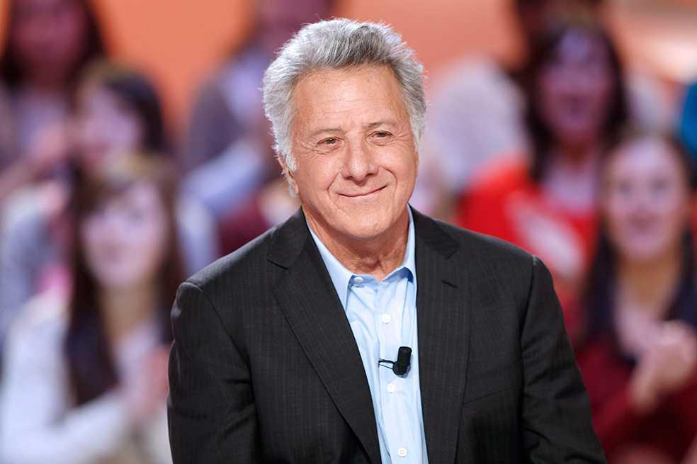 Actriz asegura que Dustin Hoffman la acosó sexualmente cuando ella tenía 16 años