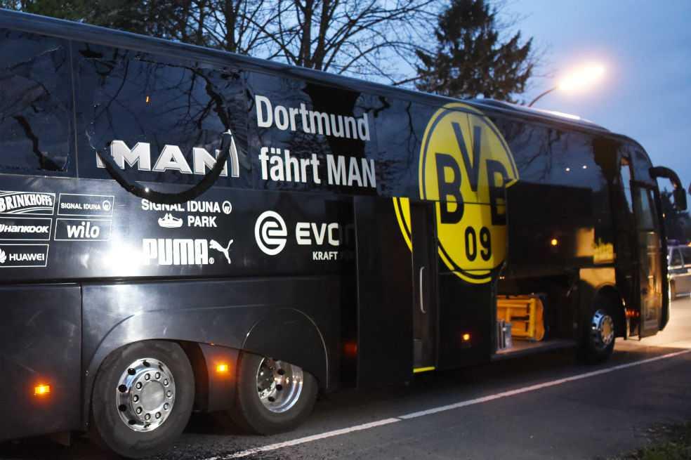 Empieza juicio del autor de atentado contra bus del Borussia Dortmund