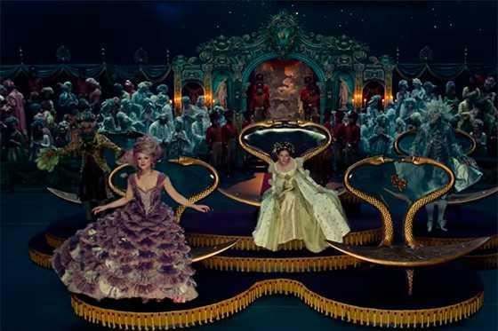 Disney estrena tráiler de «El cascanueces y los cuatro reinos»