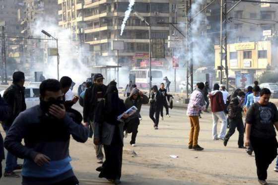 Policía mata a nueve supuestos terroristas en una redada en el norte de Egipto