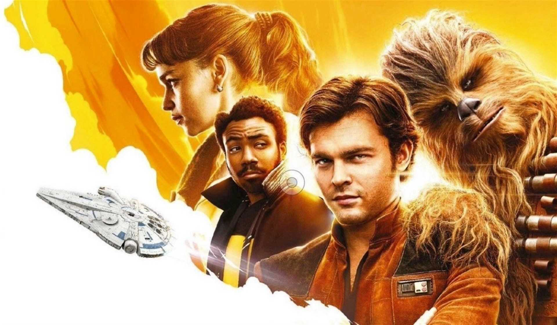 El falso póster de 'Solo: Una historia de Star Wars' que ha revolucionado Internet