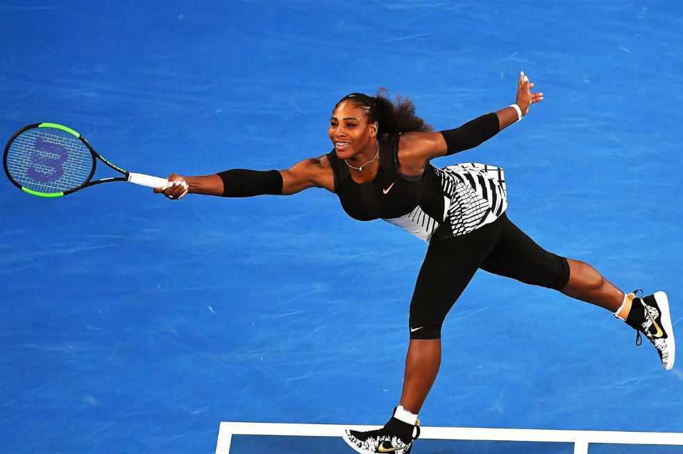 Serena Williams regresa a las canchas luego de haber sido mamá