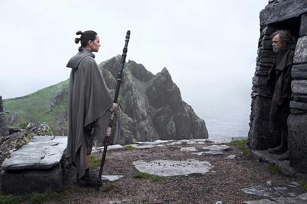 Star Wars: Seis escenas eliminadas de Los últimos Jedi