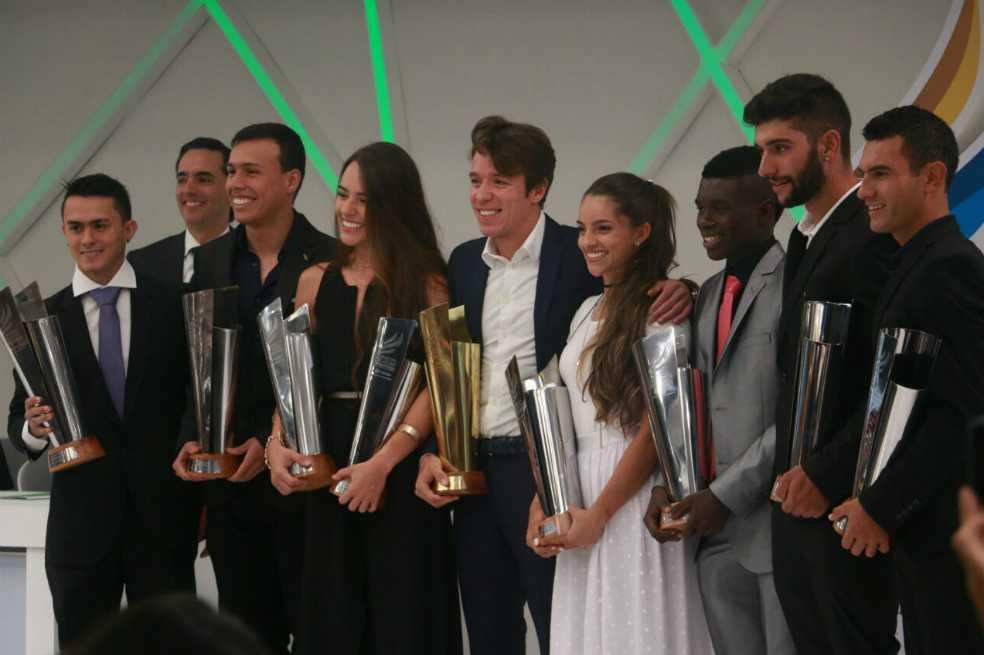 Rigoberto Urán es el deportista del año 2017 de El Espectador y Movistar
