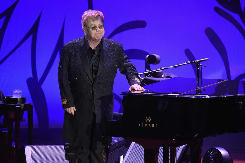 Elton John, ¿listo para anunciar su retiro?