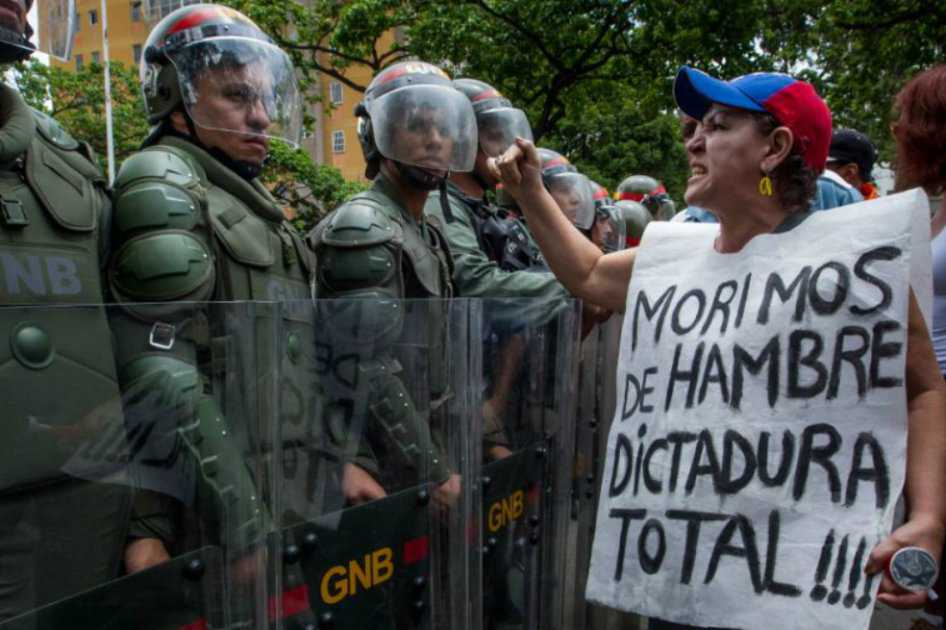 Pese a crisis, oposición venezolana acudirá a diálogo con el gobierno de Maduro