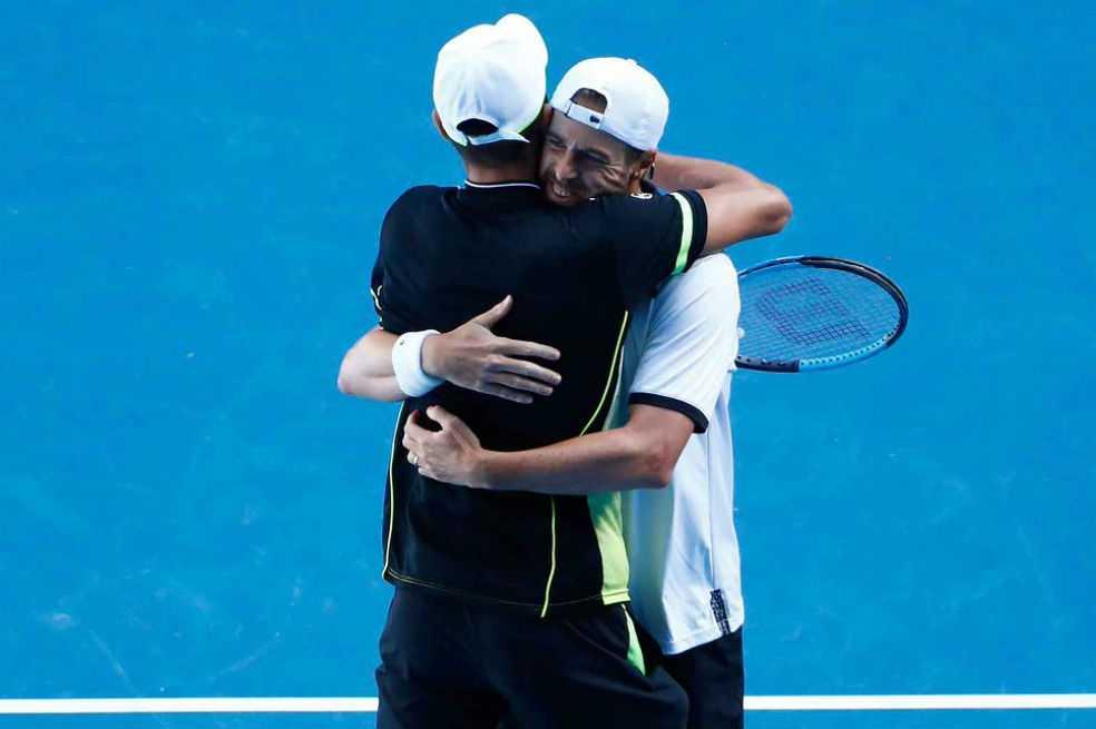 ¿Quiénes son Pavic y Marach, los rivales de Cabal y Farah en la final del Abierto de Australia?