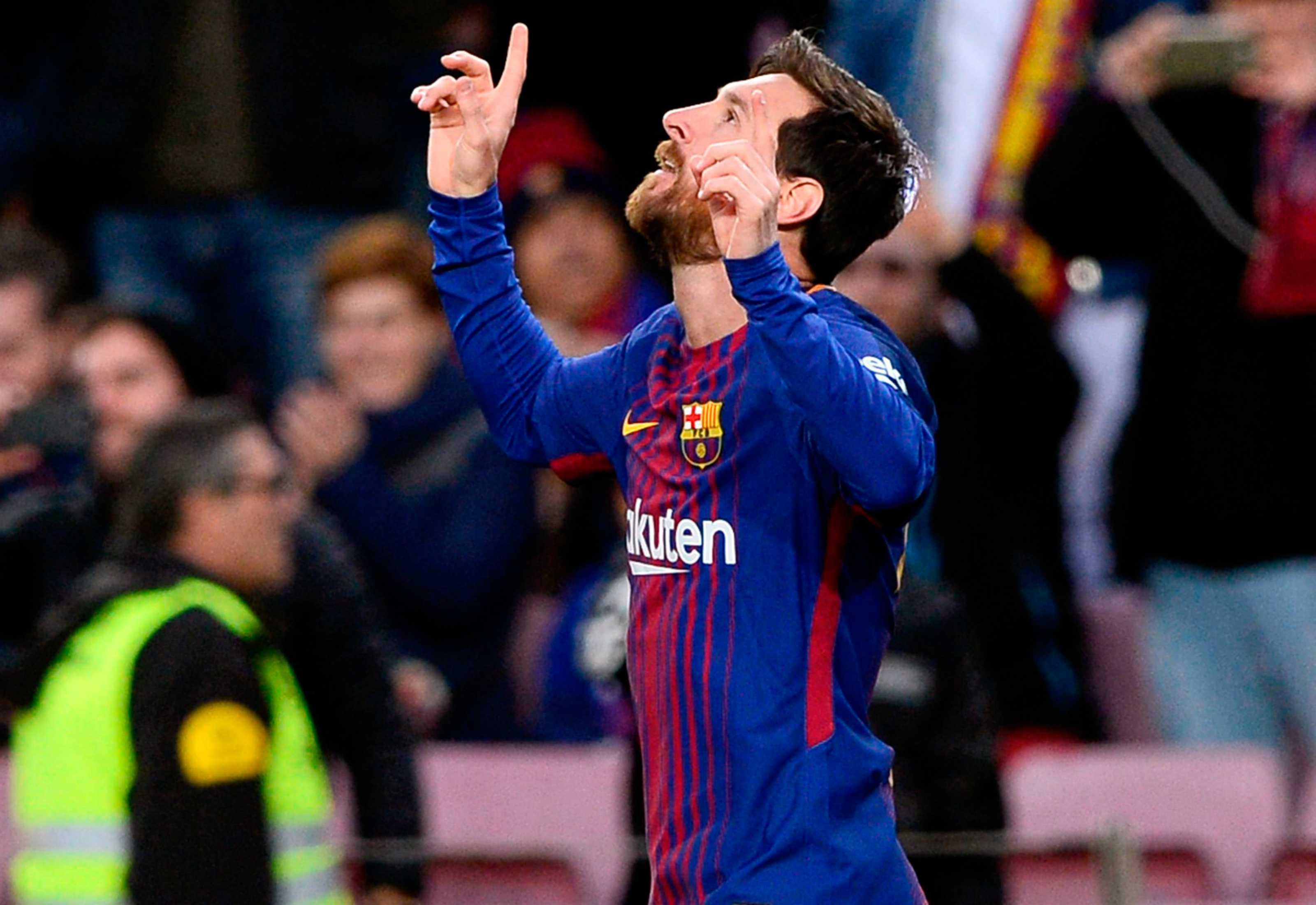 Los 1.000 goles de Lionel Messi