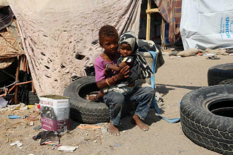 Más de 3 millones de niños han nacido en medio de la guerra en Yemen