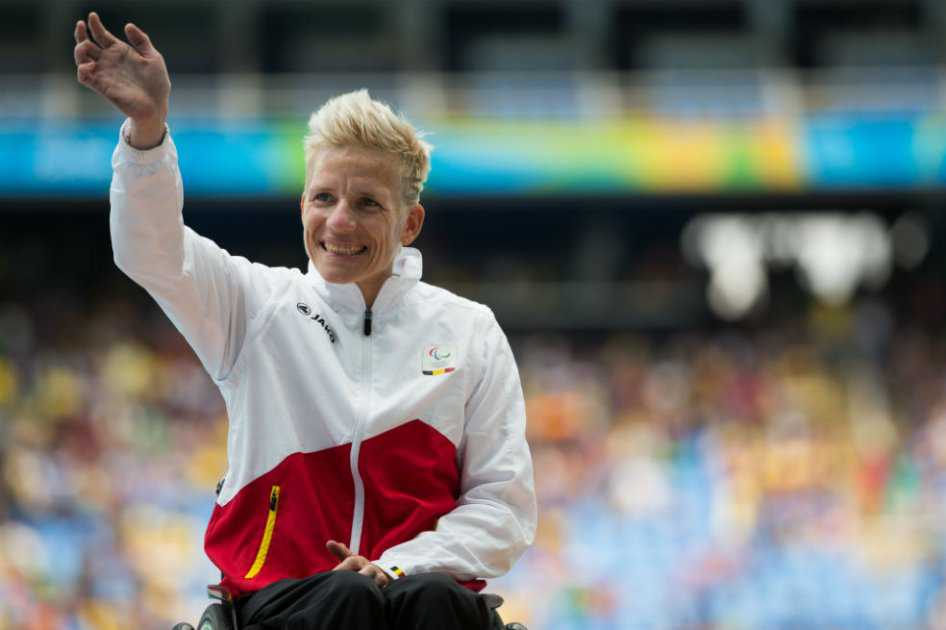 Marieke Vervoot, la atleta paralímpica que busca fecha para morir