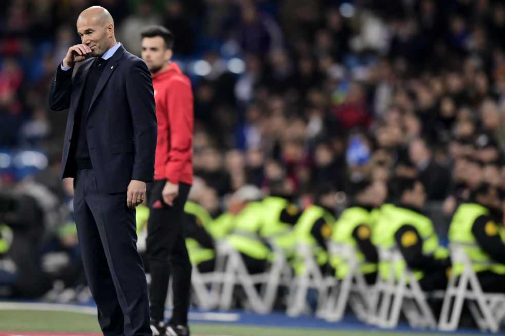 """""""Soy el responsable del fracaso"""": Zinedine Zidane"""