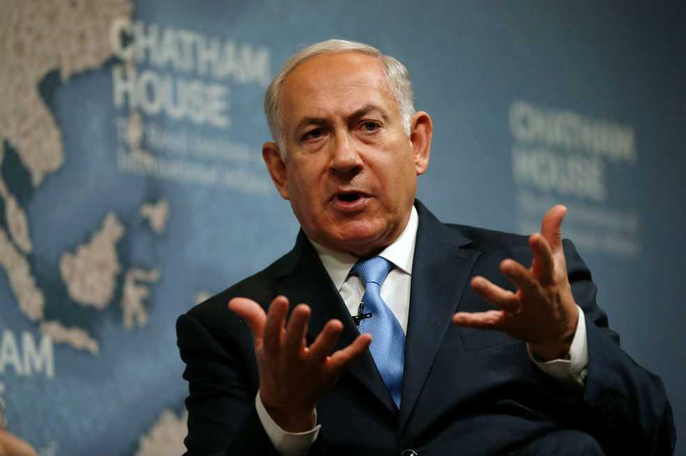 Policía de Israel recomienda procesar a Netanyahu