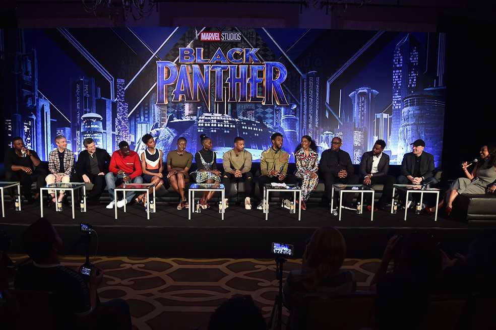 Debut récord de «Pantera Negra» genera replanteo en Hollywood
