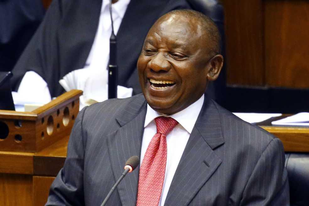 ¿Quién es y a qué se enfrenta el nuevo presidente de Sudáfrica?
