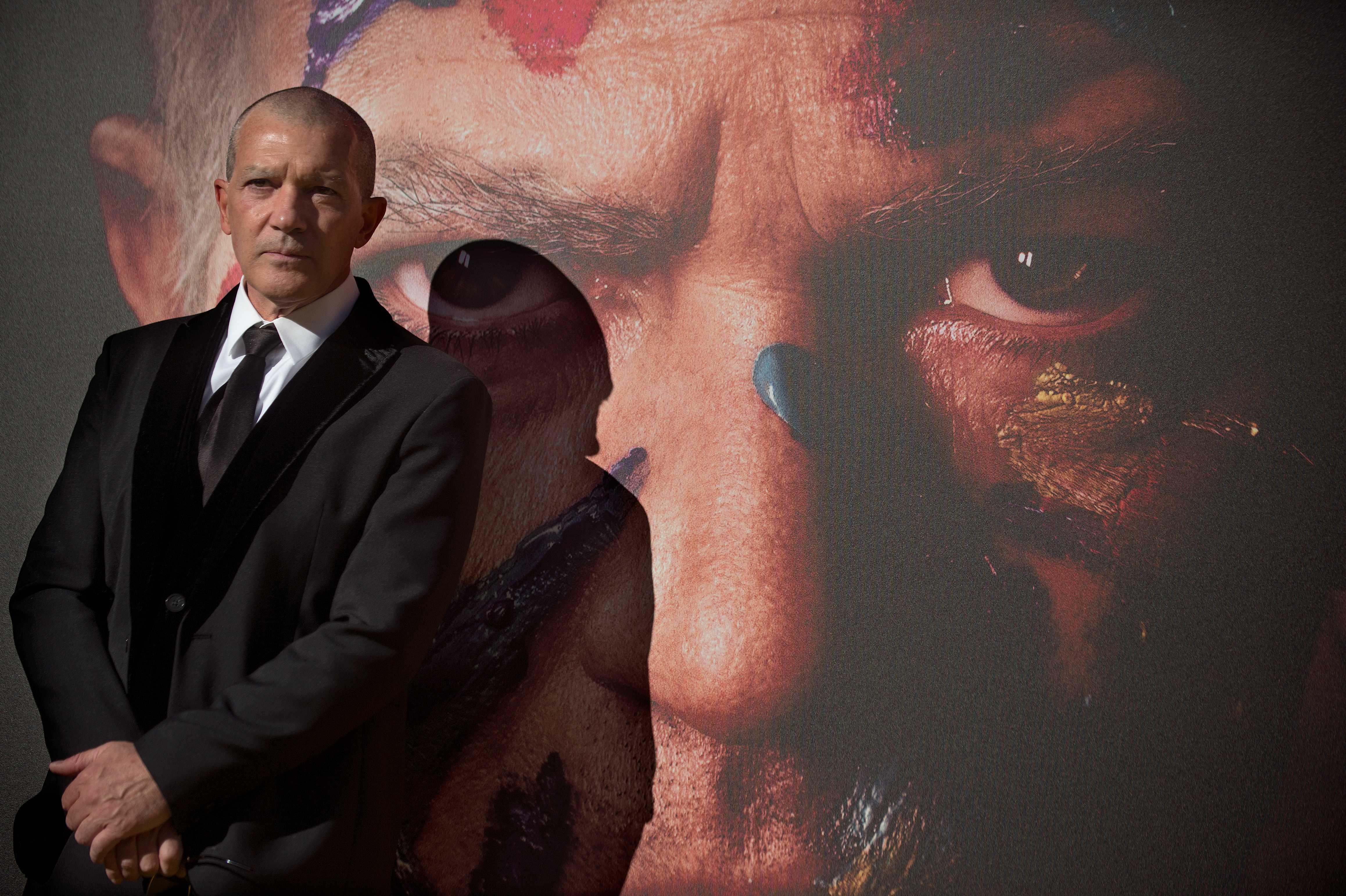 Antonio Banderas en la piel de Pablo Picassso