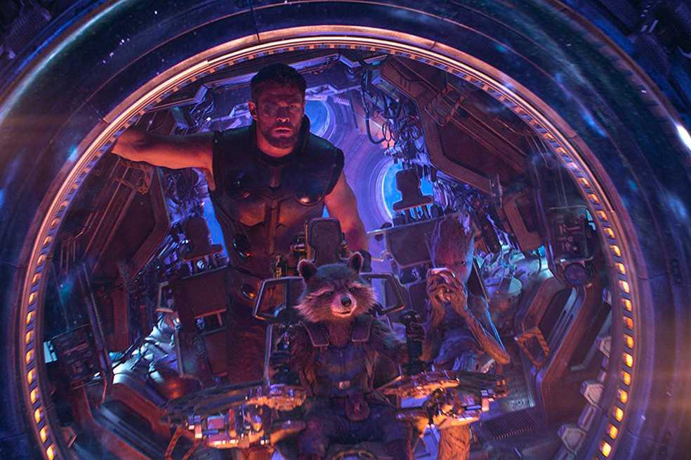 «Avengers: infinity war» estrena tráiler oficial