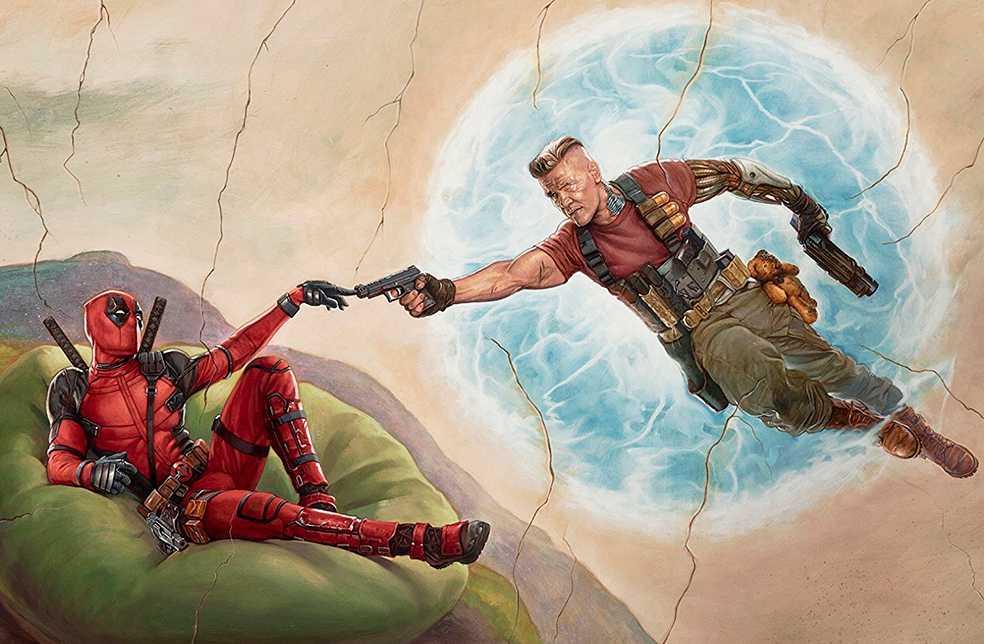 «Deadpool 2» presenta al grupo que conforma la «Fuerza X»