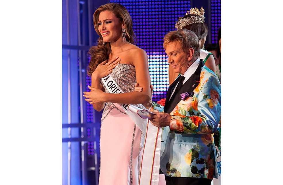 «Zar de la belleza» niega hechos de corrupción en Miss Venezuela