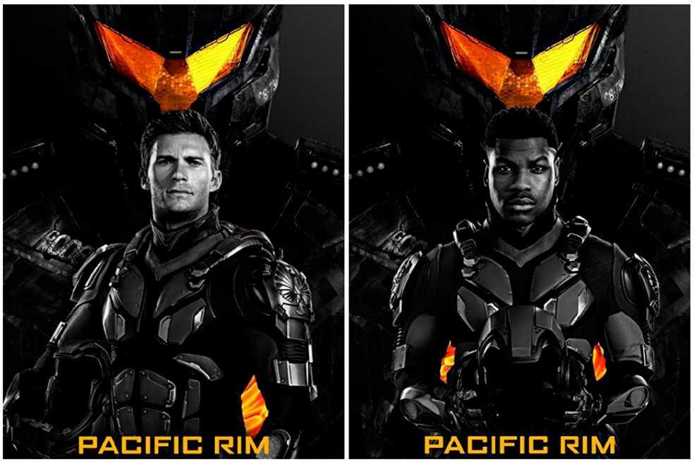 «Titanes del Pacífico: La Insurrección» le quita el reinado a «Pantera Negra»