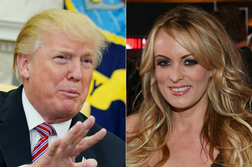 Actriz porno Stormy Daniels hablará de su supuesta relación con Trump