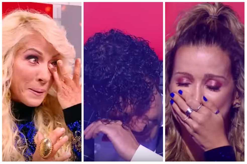 """Concursantes de La Voz Kids hicieron llorar a los jurados con la """"Maldita primavera"""""""