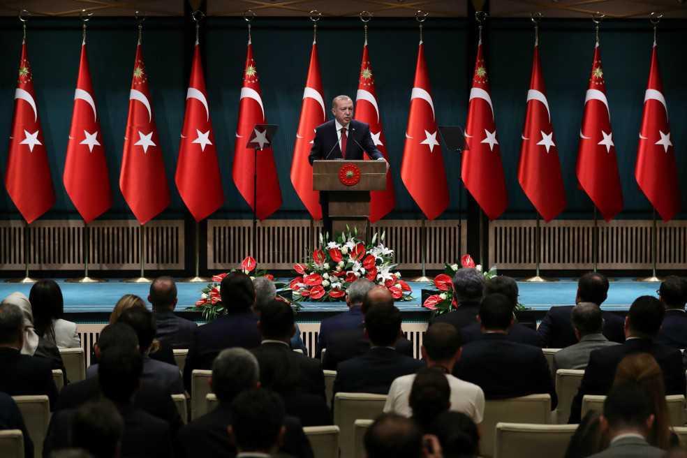 Erdogan anuncia elecciones anticipadas en Turquía para el 24 de junio