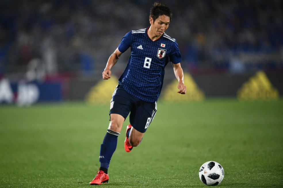 Japón perdió su primer partido de preparación de cara a Rusia 2018