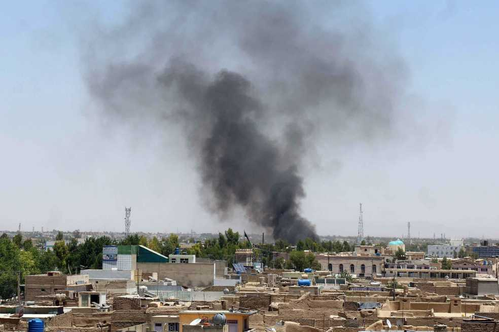 Al menos 16 muertos y 38 heridos en una explosión en Afganistán