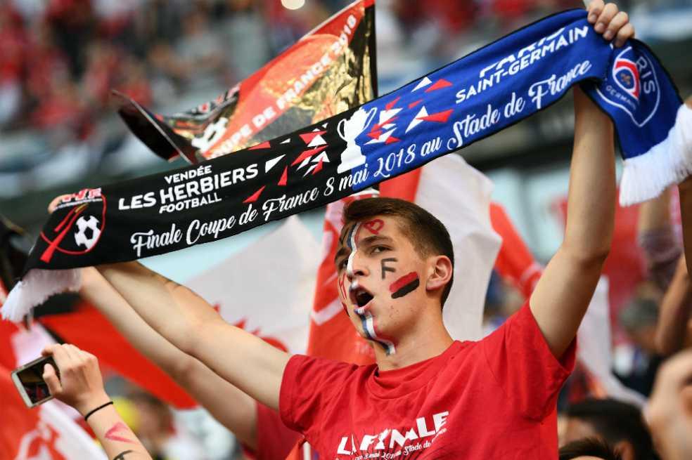 Les Herbiers vs. PSG, la final más desigual de la Copa de Francia