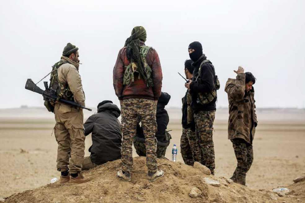 El sirio que trabajó para EI y Al Qaeda, mató a más de 100 personas y que no se arrepiente