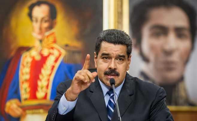 Maduro pide a sucesor de Juan Manuel Santos recomponer relaciones