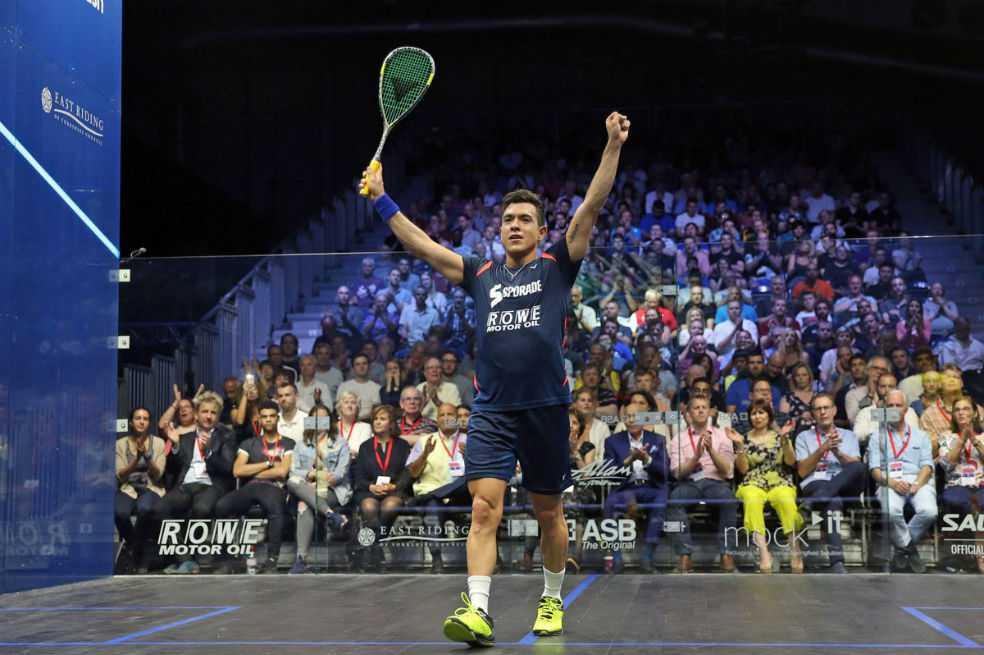 Histórico: Miguel Ángel Rodríguez es finalista del British Open