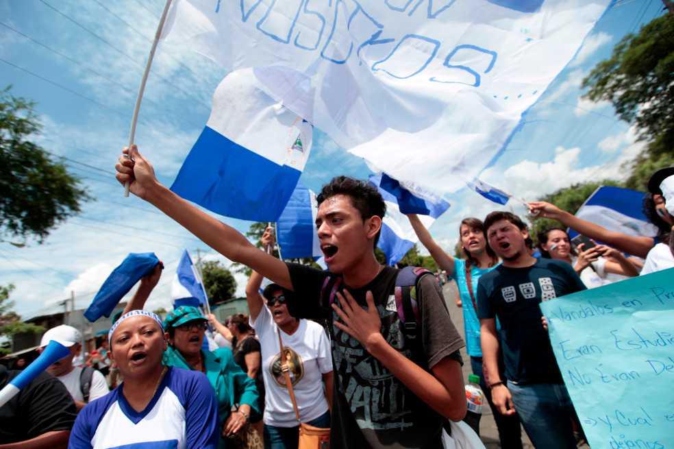 Represión en NIcaragua: uno de los jóvenes que murió anoche era medallista olímpico