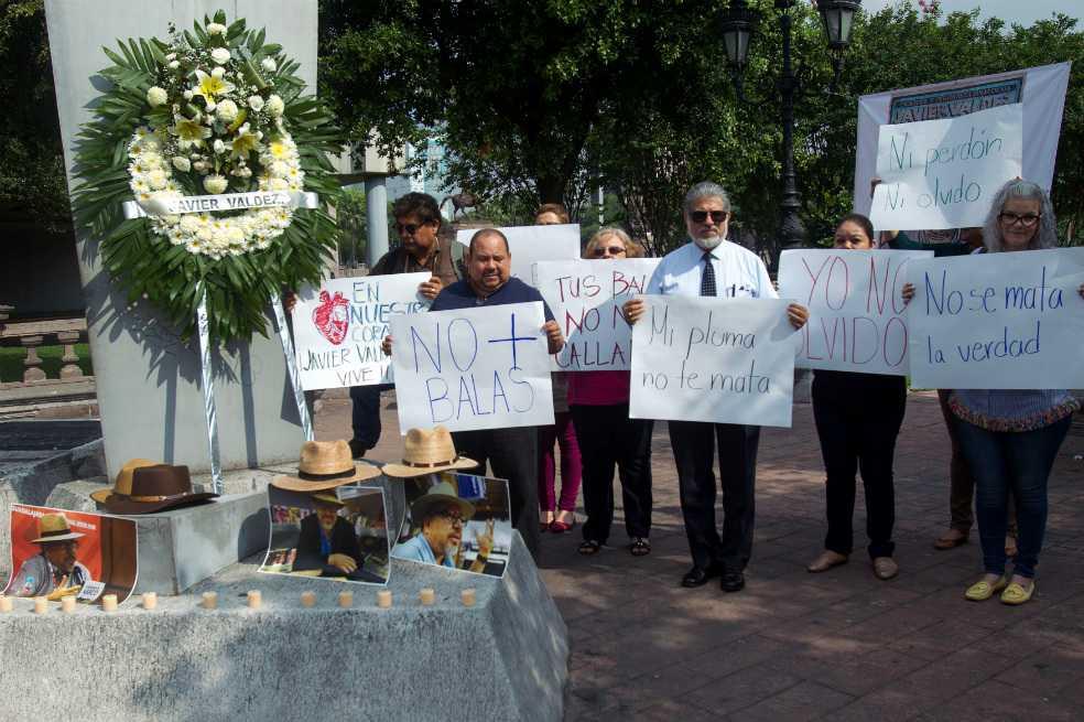 A un año del crimen de Javier Valdez, asesinan a otro periodista en México