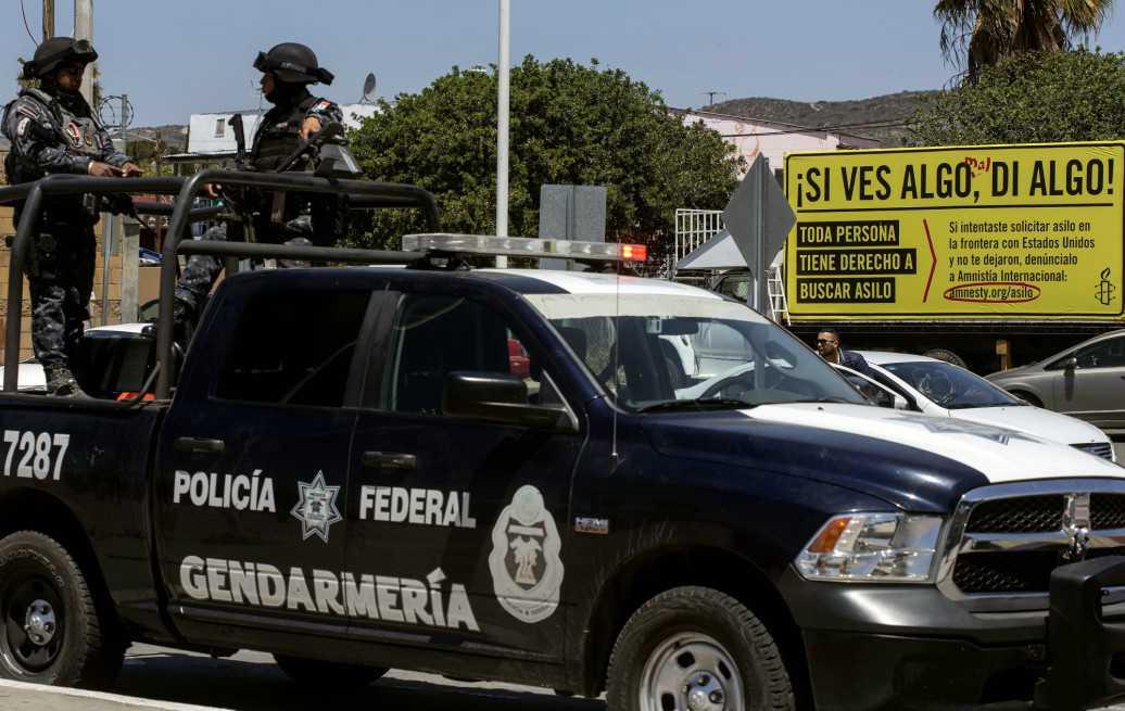 113 falsos policías fueron detenidos en México. Eran el horror de un municipio.