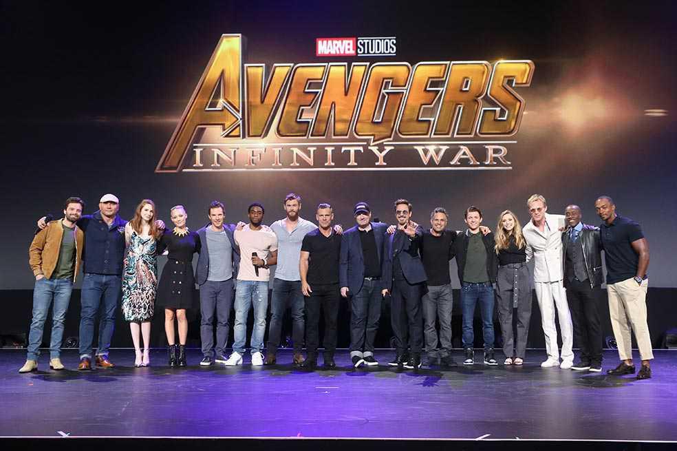 «Infinity War» es la cuarta película que supera los 2.000 millones de dólares en taquilla