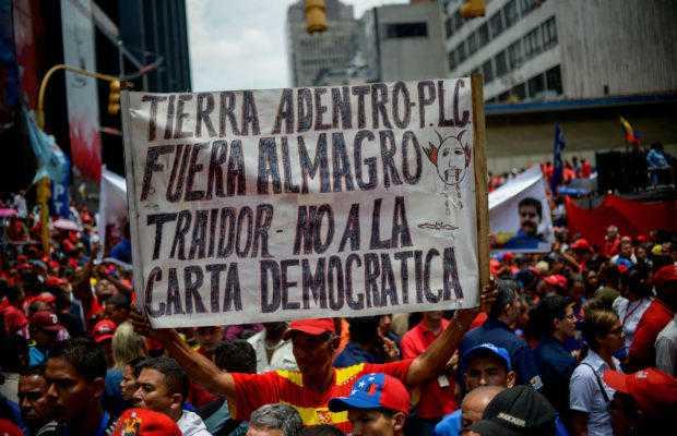 Siete preguntas sobre la posible suspensión de Venezuela de la OEA