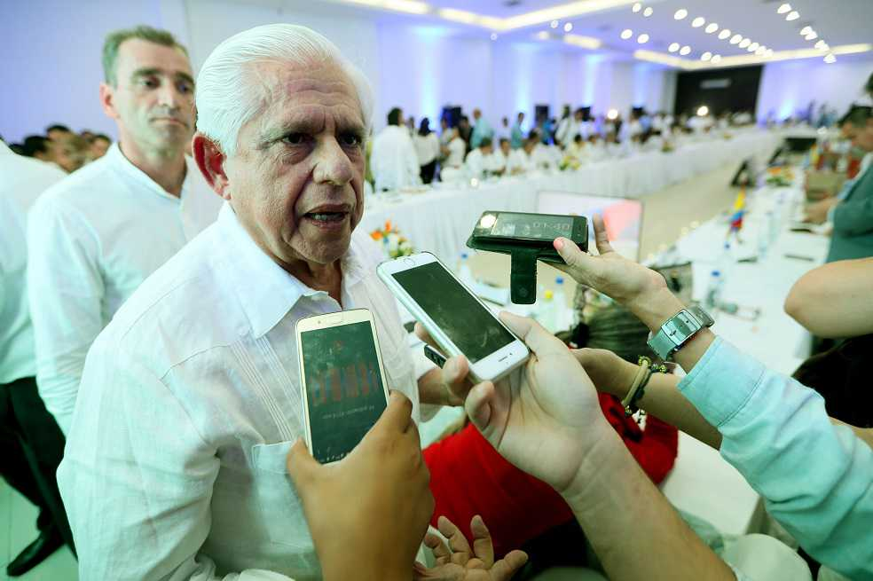 Parlamentario venezolano dice que liberación de presos busca legitimar fraude