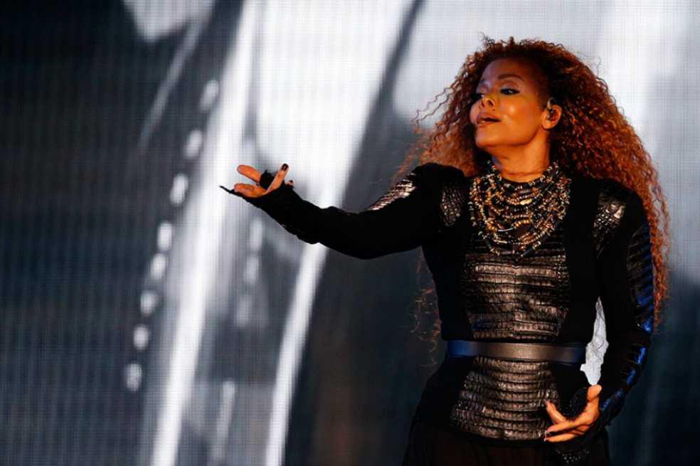 Janet Jackson luchó contra la depresión