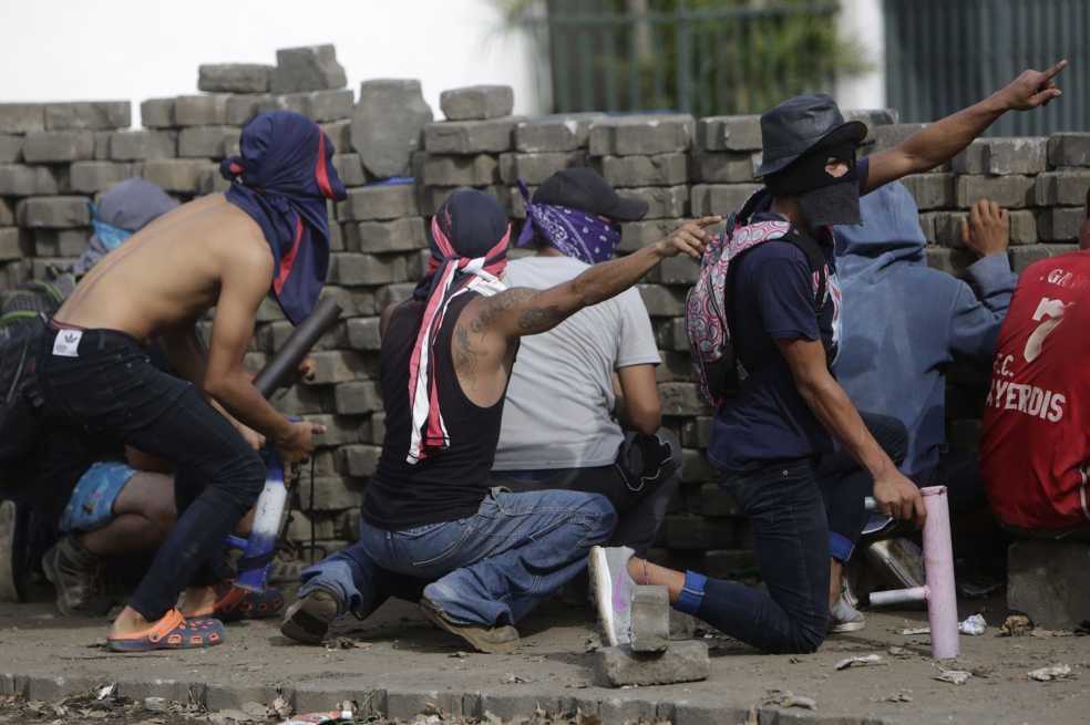 La violencia en Nicaragua deja 145 muertos en dos meses