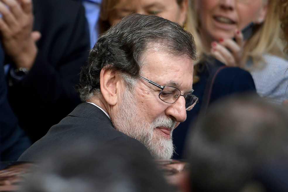 El expresidente español Mariano Rajoy renuncia como diputado del Congreso