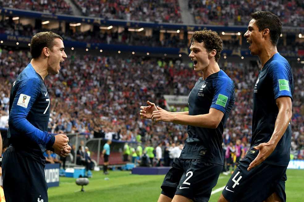 Francia, campeón del mundo por segunda vez en su historia