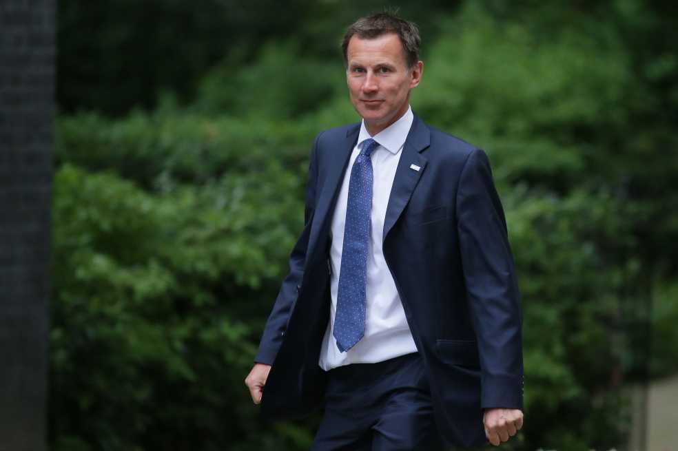 ¿Quién es Jeremy Hunt, el nuevo ministro británico de Asuntos Exteriores?