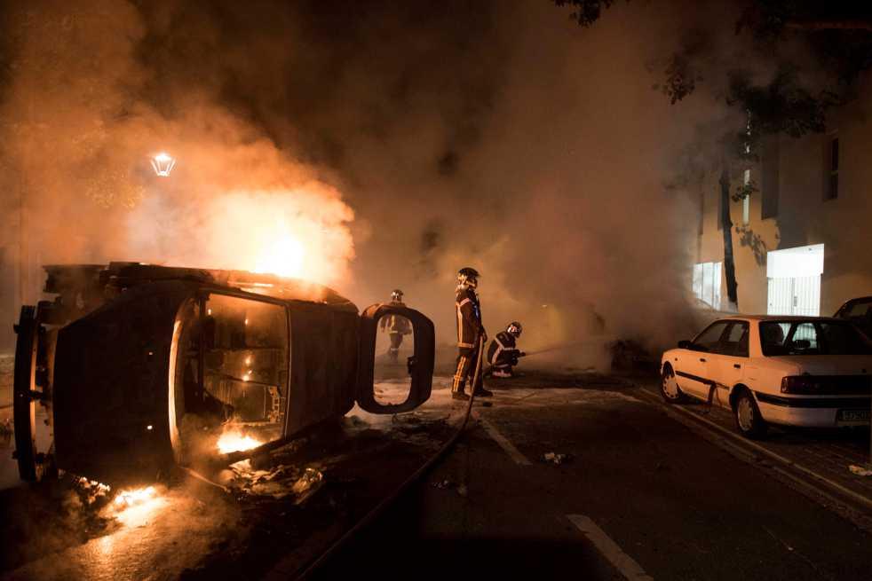 Nantes: violencia y disturbios por la muerte de un joven a manos de la policía