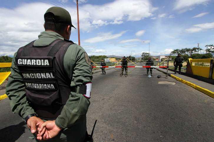 Cancillería rechaza incursión de militares venezolanos en Norte de Santander